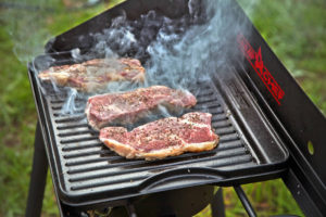Cast Iron Reversible Grill Griddle